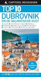 Stadsgids - Reisgids Dubrovnik & de Dalmatische Kust | Capitool TOP 10 | ISBN 9789000356638