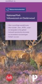 Wandelkaart Nationaal Park Veluwezoom en Deelerwoud | Falk - Natuurmonumenten | ISBN 9789028703537