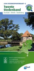 Fietskaart Twente stedenband | ANWB 08 | 1:100.000 | ISBN 9789018046811