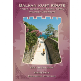 Fietsgids De Balkan Kust route | Benjaminse | ISBN 0428652654738