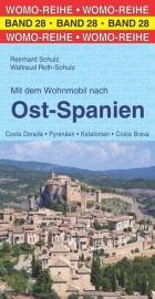 Campergids  Mit dem Wohnmobil nach Spanien (Ost; Katalonien) | WOMO 28 | ISBN 9783869032863