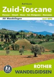 Wandelgids Toscane Zuid | Rother - Elmar | ISBN 9789038924632