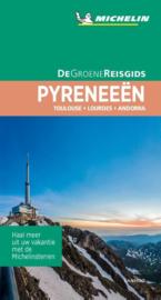 Reisgids Pyreneeën Toulouse - Lourdes - Andorra | Michelin groene gids | ISBN 9789401457149