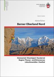 Klimgids Berner Oberland Nord | SAC | ISBN 9783859023710
