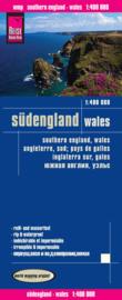 Wegenkaart Zuid Engeland en Wales | Reise Know How | 1:400.000 | ISBN 9783831773732