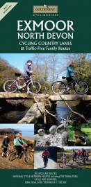 Fietskaart Exmoor - North Devon | Goldeneye | 1:100.000 | ISBN 9781859651643