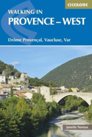 Wandelgids Provence - Walking in Provence - West | Cicerone | ISBN 9781852846169