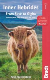 Reisgids Inner Hebrides - Hebriden - Schotland | Bradt | ISBN 9781784776442