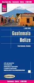 Wegenkaart Guatemala & Belize | Reise Know How | 1:500.000 | ISBN 9783831772889