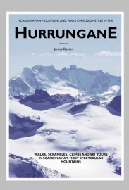 Wandelgids-Klimgids Hurrungane Mountains | Scandinavian Publishing | ISBN 9780955049705