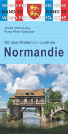 Campergids Mit dem Wohnmobil durch die Normandie | WOMO 39 | ISBN 9783869033952