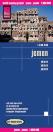 Wegenkaart Jemen | Reise Know How | 1:850.000 | ISBN 9783831770953