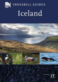 Reisgids - wandelgids -natuurgids Iceland | Crossbill Guides | KNNV | ISBN 9789491648038