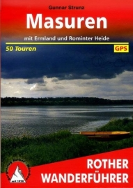 Wandelgids Rother Masuren | Rother Verlag | ISBN 9783763344307