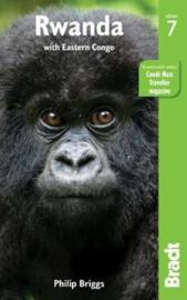 Reisgids Rwanda | Bradt | ISBN 9781784770969