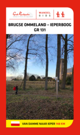 Wandelgids GR 131-Brugse Ommeland | Grote Routepaden | ISBN 9789492608062