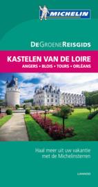 Reisgids Kastelen aan de Loire | Michelin groene gids | ISBN 9789401439442