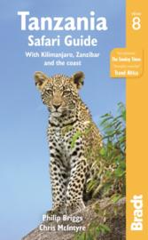 Reisgids Tanzania Safari Guide | Bradt | ISBN 9781784770389