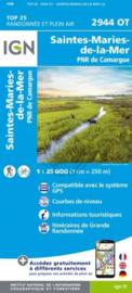 Wandelkaart Stes Maries de la Mer | IGN 2944OT - IGN 2944 OT | ISBN 9782758541660