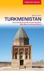 Reisgids Turkmenistan | Trescher Verlag | ISBN 9783897944152