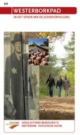 Wandelgids Het Westerborkpad  - 342 km | LAW - Nivon | ISBN 9789492641007