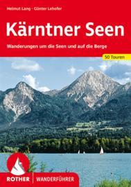 Wandelgids Kärnter Seen | Rother Verlag | Wandelen rond de Karinthische meren | ISBN 9783763341870