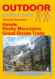 Wandelgids Canada: Rocky Mountains Great Divide Trails | Conrad Stein Verlag | ISBN 9783866860575