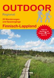 Wandelgids - Trekkinggids Fins Lapland | Conrad Stein Verlag | ISBN 9783866863590