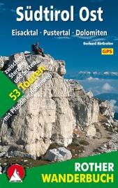 Wandelgids Südtirol Ost - Eisacktal, Pustertal | Rother Verlag | ISBN 9783763330249