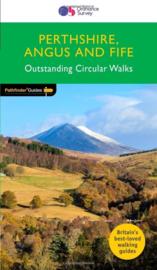Wandelgids Perthshire , Angus & Five | Crimson Pathfinders | ISBN 9780319091289
