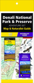 Natuurgids - Wegenkaart Denali National Park | National Geographic Adventure Set | ISBN 9781583559253