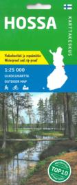 Wandelkaart  Hossa   Karttakeskus   1:25 000   ISBN 9789522666284