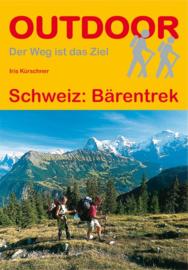 Wandelgids-Trekkinggids Bärentrek   Conrad Stein Verlag   ISBN 9783866865587