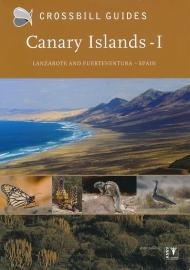 Natuurgids Canarische eilanden dl. 1 Fuerteventura en Lanzarote | Crossbill Guides | ISBN 9789491648045