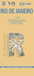 Stadskaart Rio de Janeiro | Borch | 1:13.000 | ISBN 9783866093140