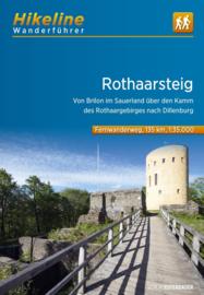 Wandelgids Rothaarsteig | Hikeline | ISBN 9783850007443