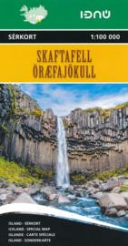 Wandelkaart  Skaftafell - IJsland | Ferdakort 7 | 1:100.000 | ISBN 9789979674085