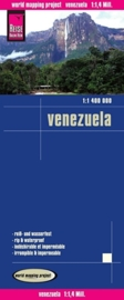 Wegenkaart Venezuela | Reise Know How | 1:1,4 miljoen | ISBN 9783831772216