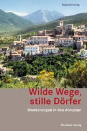 Wandelgids Wilde Wegen, Stille Dörfer, Abruzzen | Rotpunkt verlag | ISBN 9783858695529