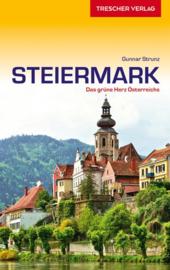 Reisgids Steiermark | Trescher Verlag | Reisgids Stiermarken | ISBN 9783897943407