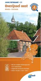 Fietskaart Drenthe Oost | ANWB 15 | 1:66.666 | ISBN 9789018047160