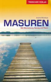 Reisgids Masuren  | Trescher Verlag | ISBN 9783897944640