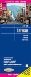 Wegenkaart Taiwan | Reise Know How | 1:300.000 | ISBN 9783831772476