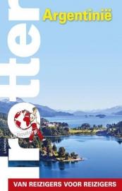 Reisgids Argentinië | Lannoo Trotter | ISBN 9789401431774