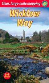 Wandelgids The Wicklow way |  Rucksack Readers | ISBN 9781898481904