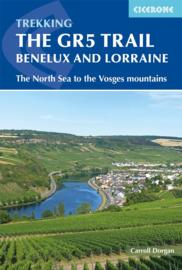 Wandelgids GR5 Benelux en Lotharingen | Cicerone | ISBN 9781852849597