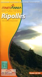 Wandelkaart Ripolles | Editorial Alpina | 1:50.000 | ISBN 9788480903226