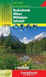 Wandelkaart Hochschwab - Aflenz - Wildalpen - Salzatal | Freytag & Berndt 5041 | 1:35.000 | ISBN 9783707904932