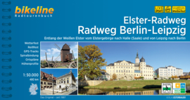 Fietsgids Elster Radweg - fietsen tussen Berlijn en Leipzig | Bikeline | ISBN 9783850006835