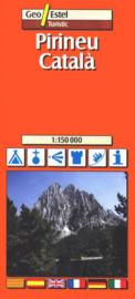 Auto - Fietskaart Pirineo Catala No. T03 | GeoEstel | 1:150.000 | ISBN 9788495788269